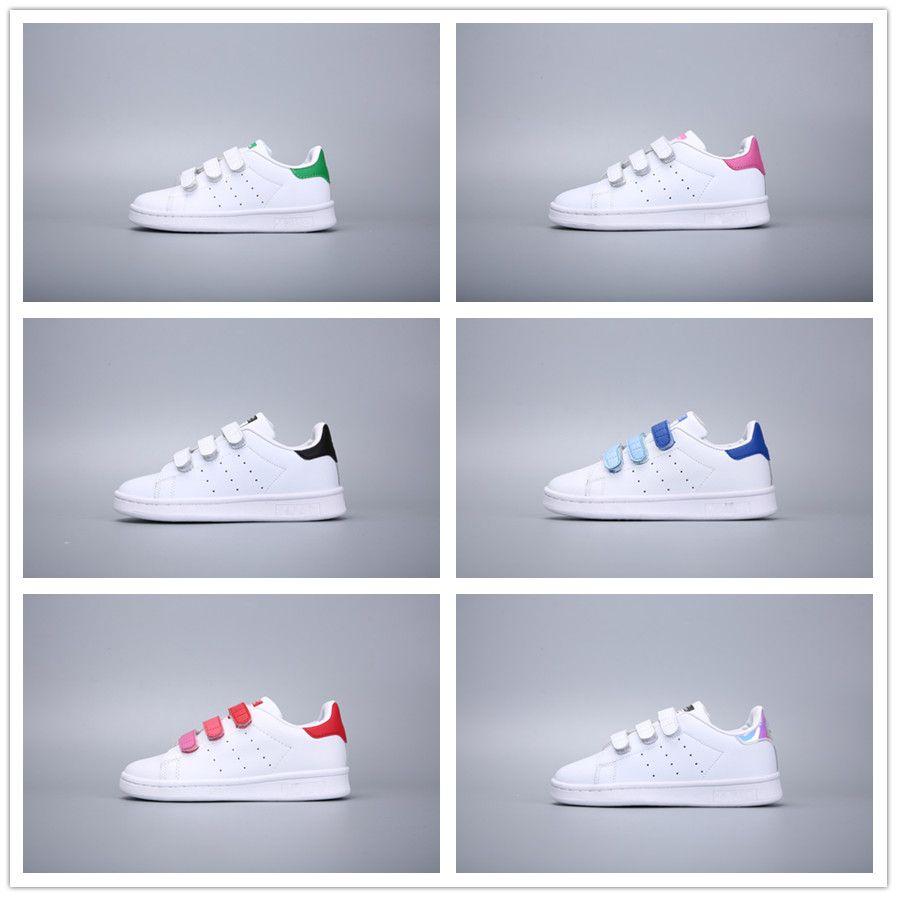 c6b23504ec7fd Acheter Adidas Stan Smith Marque Enfants Superstar Chaussures ...