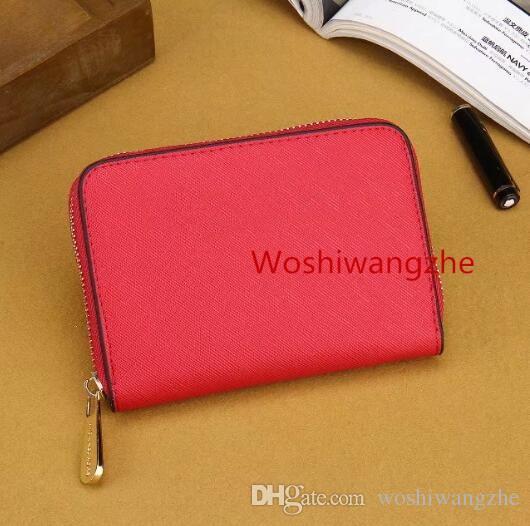 Klasik moda küçük cüzdan Sikke çanta MICHAEL KEN kadın cüzdan tek fermuar cüzdan kadın pu deri çanta 0011