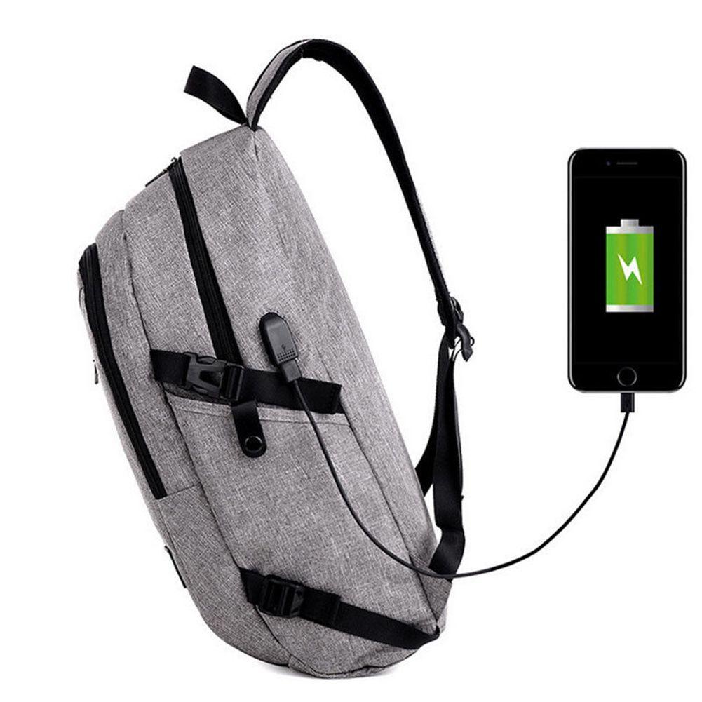 b0e488816c0 USB Charger Anti Theft Backpack Men Women Travel Backpacks Teenager Boys  Girls School Backpacks Female Casual Rucksack Daypack