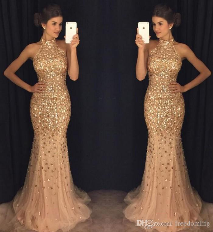 Prom Dresses with Sparkles