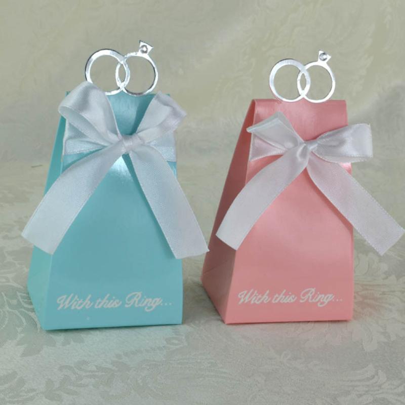 Grosshandel 20 Teile Satz Kreative Diamant Ring Hochzeitsgeschenke