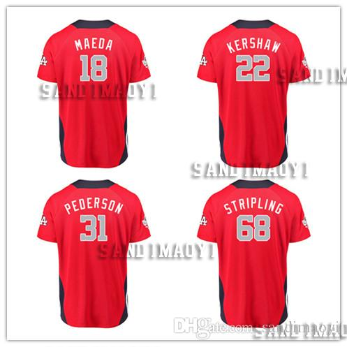 low priced a50af 41a55 norway clayton kershaw all star jersey cb28f 8814f