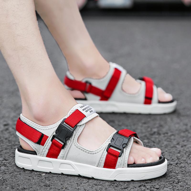 I Per Designer Gli Marca Scarpe Piattaforma Uomini Moda Passeggio Sandali Migliori Sneakers Di Gomma Da Beach Vendita CQexWoErdB