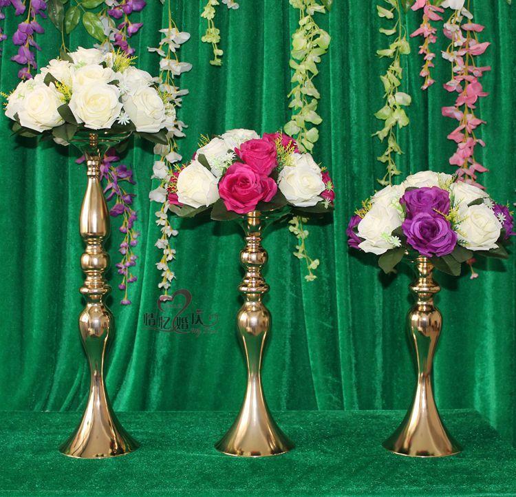 Flower vase candle holder