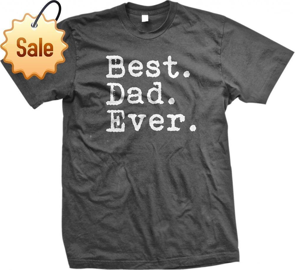 d61ac35e5 2018 Crossfit T Shirts Best. Dad. Ever. Funny Father'S Day Holiday Or Gift  Unisex T Shirt Summer Style Casual Clothing Shirts Print Funny T Shirt  Prints ...
