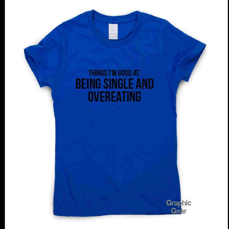 f72fad5292f Things I M Good At Funny T Shirts Him Her Gift Mens Womens Sarcastic Slogan  Tee Buy T Shirt Designs Printing Tee Shirts From Tunsechy
