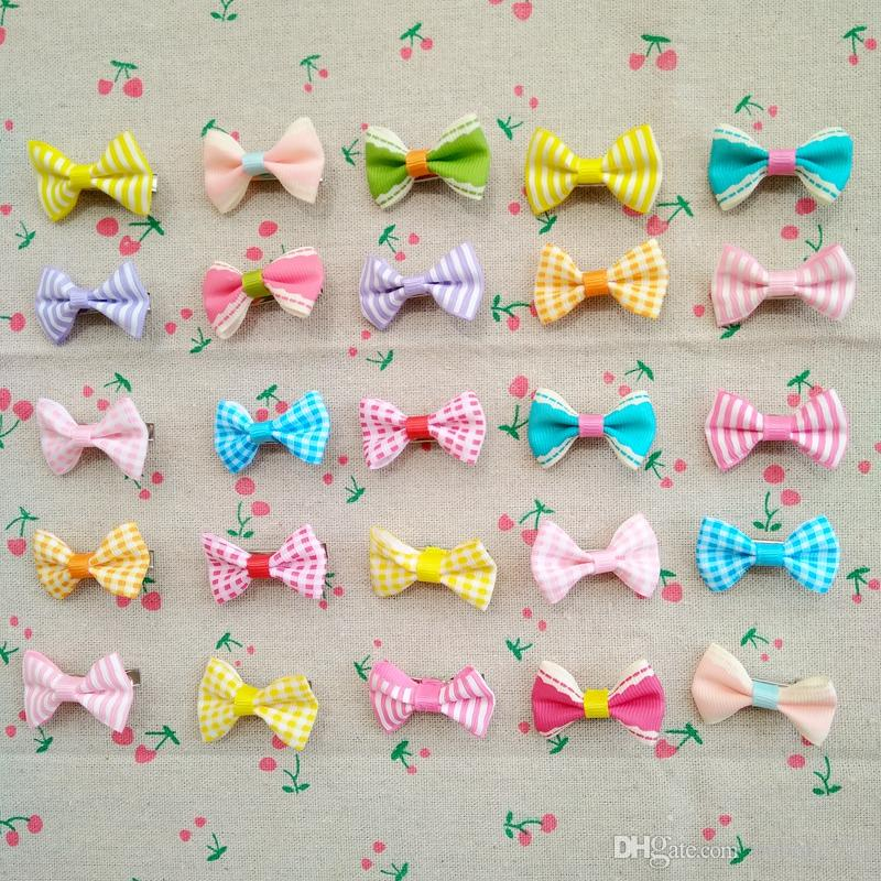 c55c686f185d 1.4inch Bows For Girls Grosgrain Ribbon Boutique Small Hair Bow Alligator  Clips For Teens Kids Toddlers Children Hair Accessories Flower Bow Hair ...