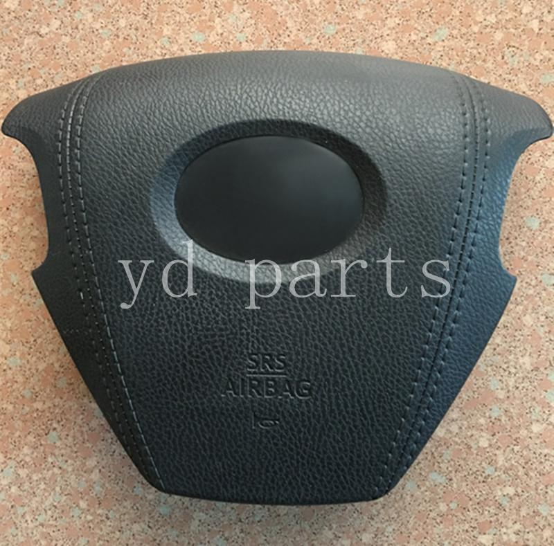 Steering Wheel SRS Airbag Cover For Highlander Air Bag Cover Driver New Airbag Cover Stitching Steering Wheel Cover Stretch Steering Wheel Cover From Ydauto ...