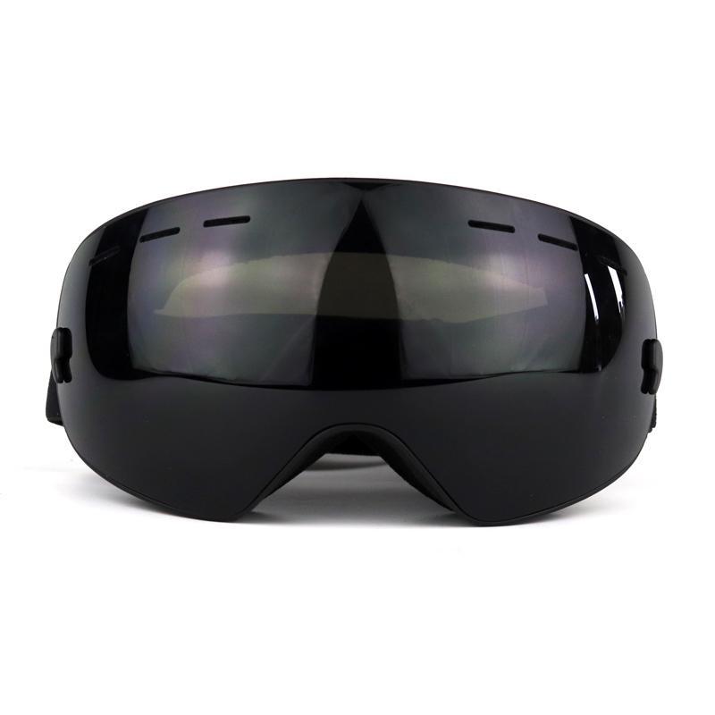 5703253e3ed6 High Quality Winter Ski Goggles Double Lens UV400 Anti-fog Big Ski ...