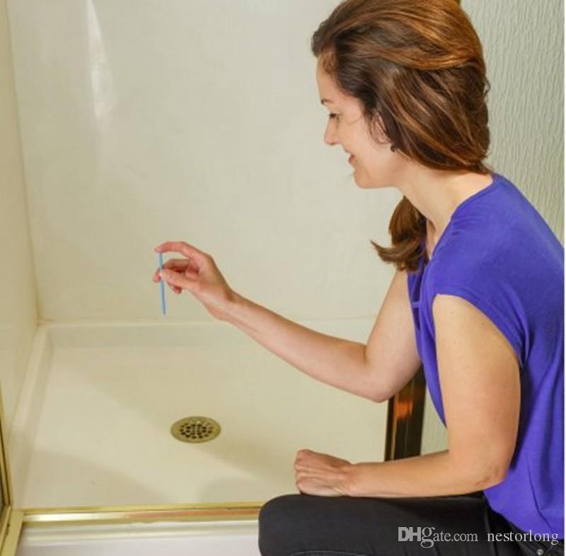 12 / компл. Сани палочки масло обеззараживания кухня туалет ванна Сток очиститель канализационные очистки стержень удобный канализационные волосы ясно