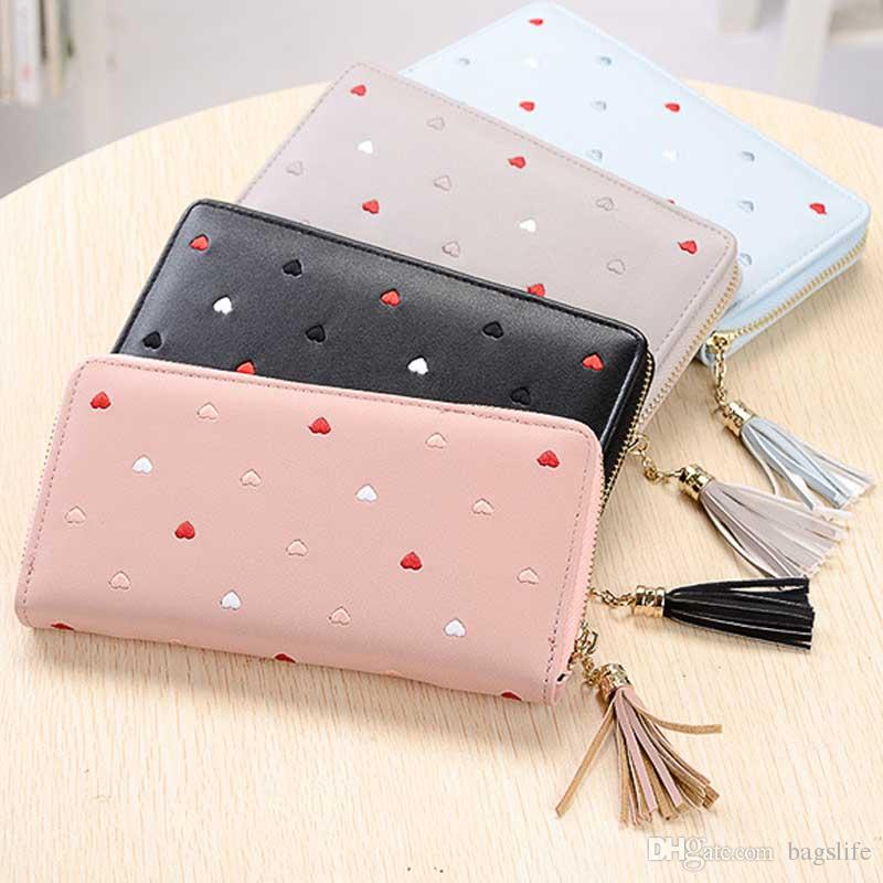 Women Wallets Female Purse Long Fashion Card