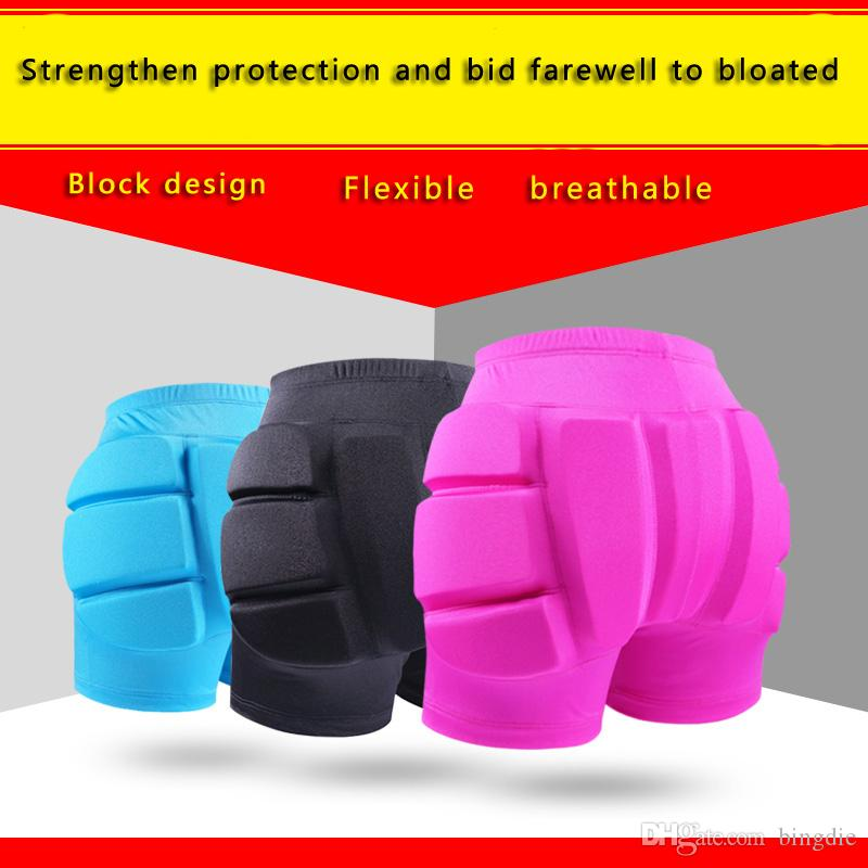 Shoes Figure Skating Cycling Ski Hips Protector Pad Safety Supporter Protective Mat Sporting Bike Shorts Equipment Diaper
