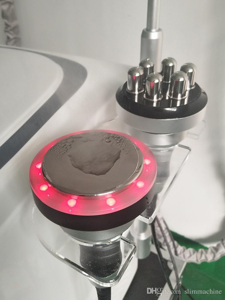 Professionelle Cryolipolysis Fett Einfrieren Körper Abnehmen Maschine 2 Cryo behandelt Kavitation RF Lipo Laser zu Hause Salongebrauch