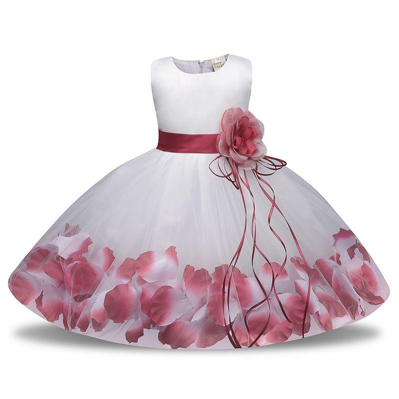 Vestido rosa bonito