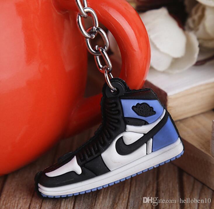 e09ba6c61cc13 New Arrival Sport Shoes Keyring Mini Sneaker Canvas Shoes Keychain Tennis  Shoe Chucks For Men Jewelry