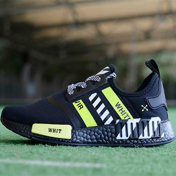 release date: 1785a 70a22 Boys Boost R1 Runner Jointly Shock Absorption Kids Running Athletic Shoes  For NMD R1 Runner Knitting Mesh Boost Kids Training Sneakers