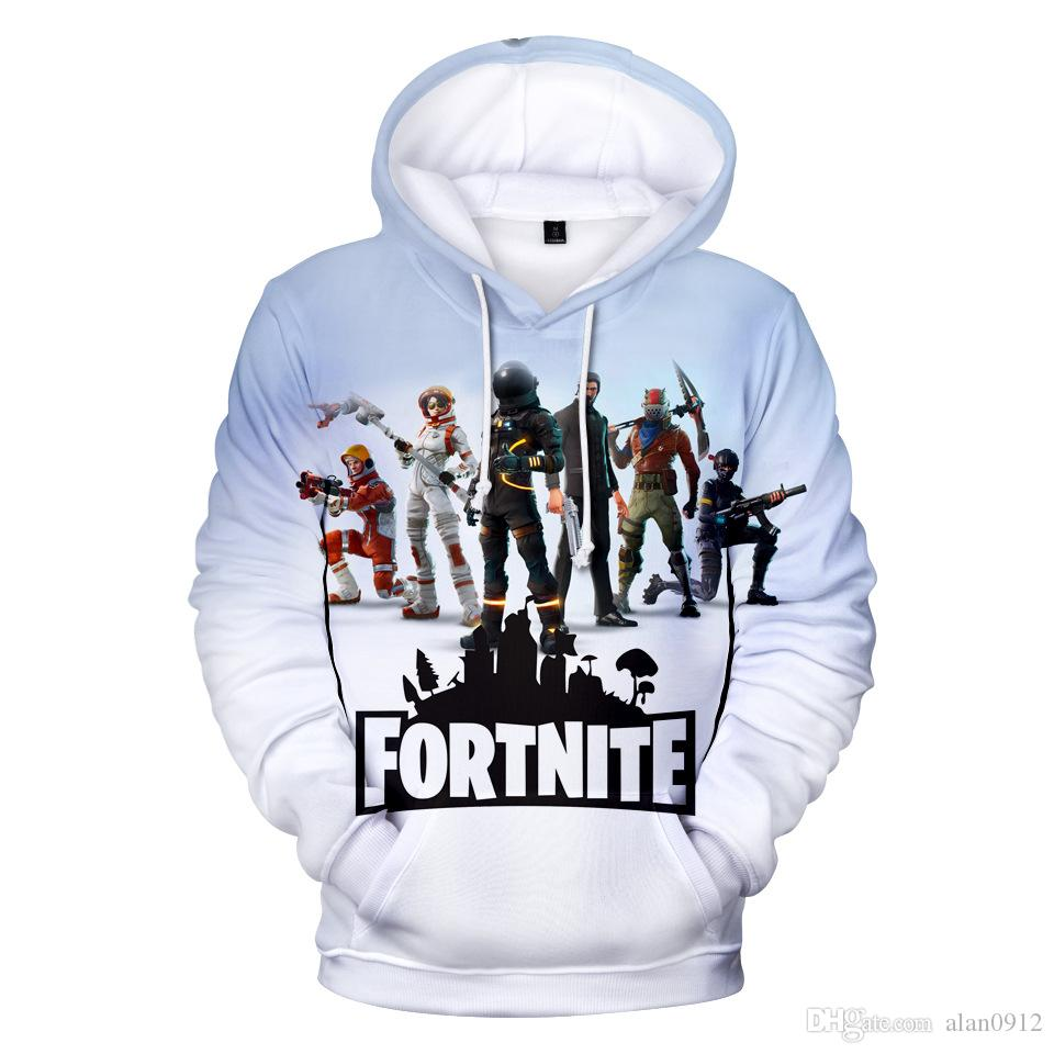 83f67c0f834 2018 New 3d Printed Fortnite Hoodies Pullover Plus Size 4XL O-Neck Hooded  Funny Sweatshirts Men Colorful Men Hoodies Sweatshirts Fortnite Hoodies  Fortnite ...