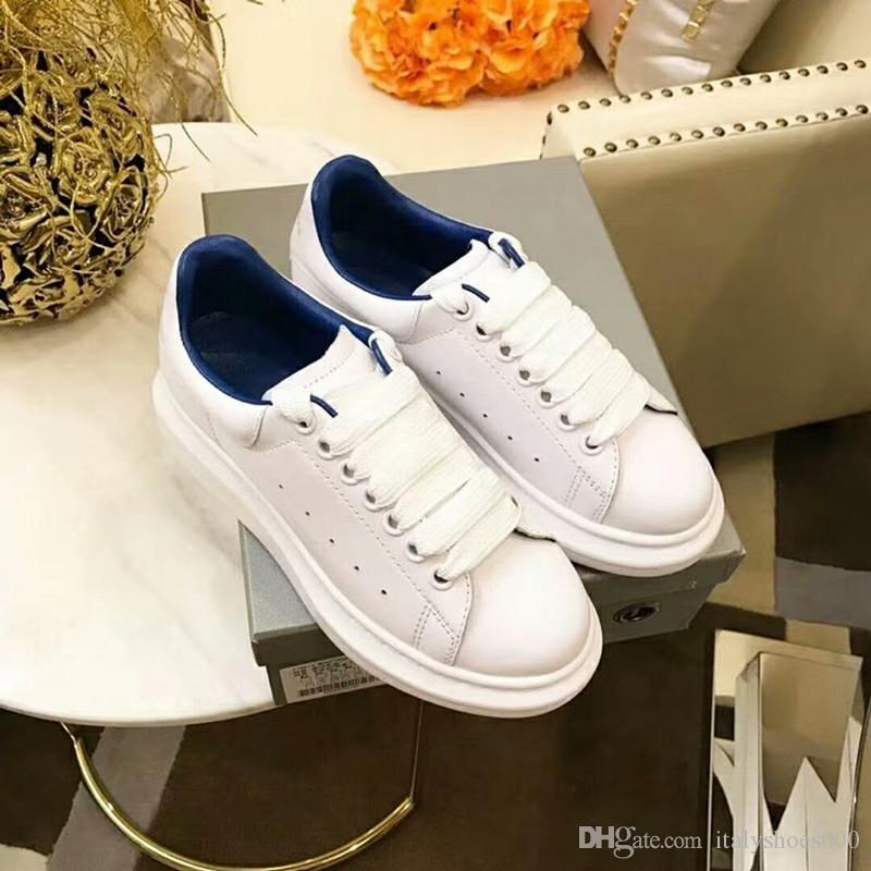 9773ffa9e2ca Fashion Designer Casual Shoes Women Men Mens Daily Lifestyle ...