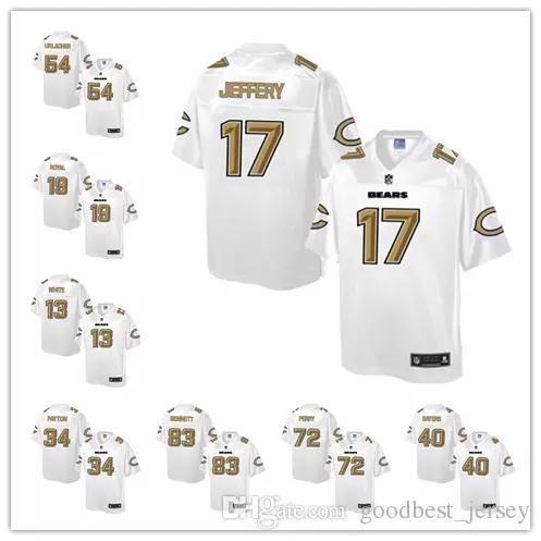 ... where to buy 2018 mens chicago bears 52 khalil mack jersey mens 10  mitchell trubisky 54 d7982d237