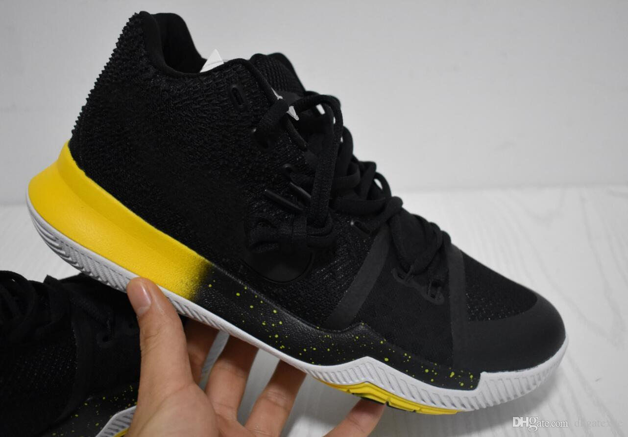 scarpe kyrie donna giallo