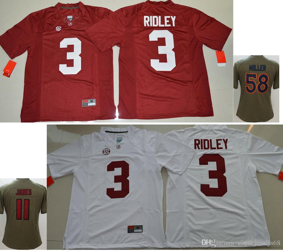 cf9fc9bc2 Alabama Crimson Tide  3 Ridley College 11 Julio Jones Denver New ...