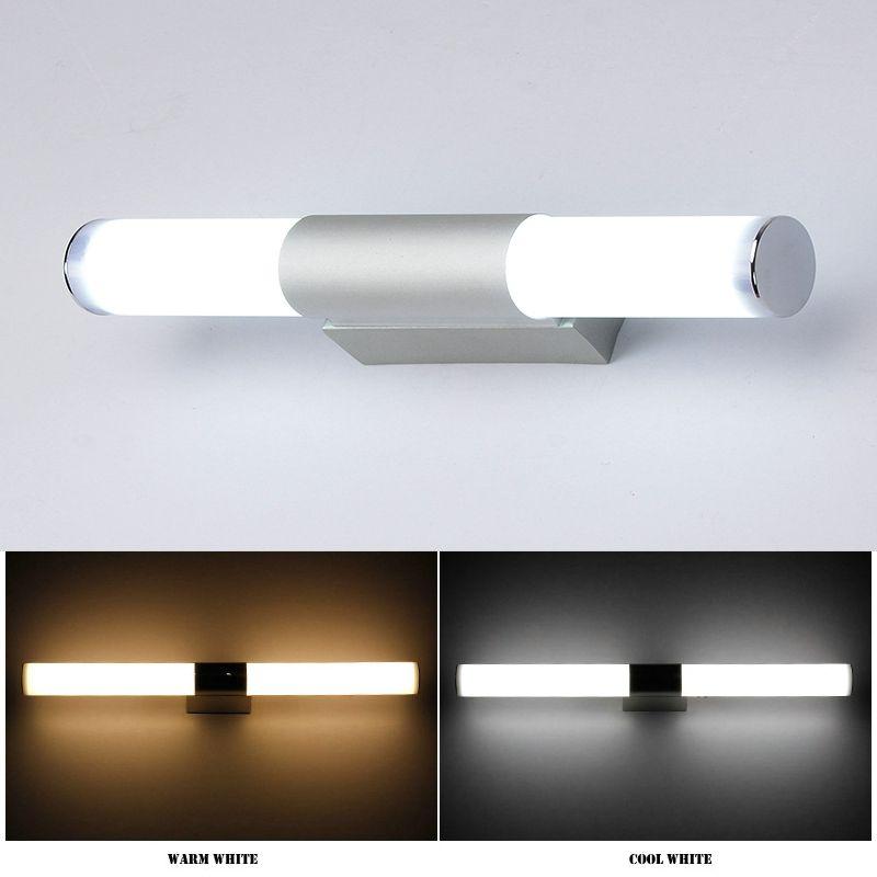 Acryl Wand Lampen Badezimmer LED Spiegel Licht wasserdicht 12W 16W 22W  AC85-265V LED Rohr moderne Wand Lampe Badezimmer Beleuchtung