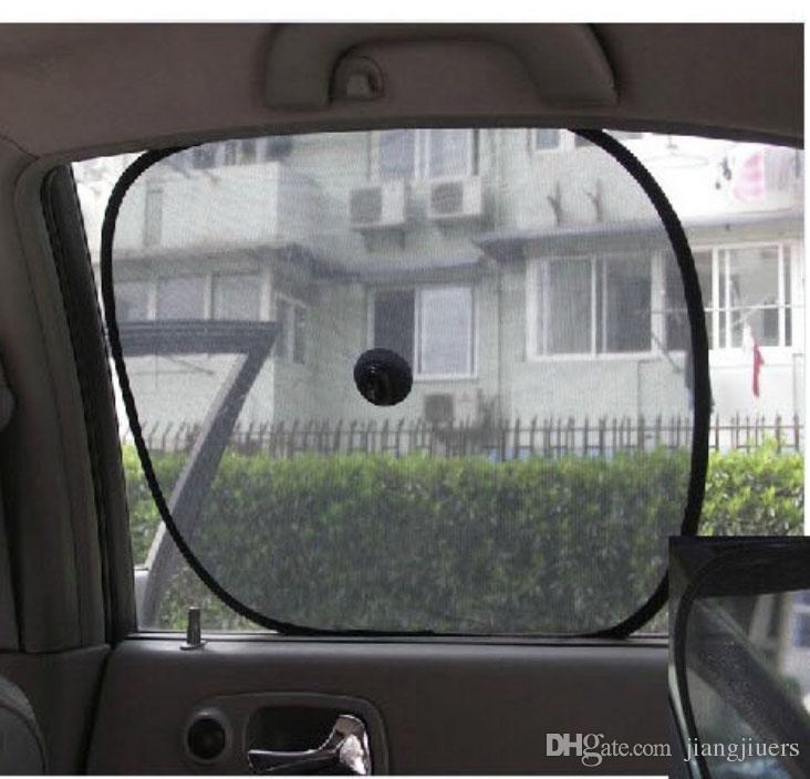 car window sun shade Car Window Shade For Side And Rear Window Cling Sunshade For Car  car window sun shade