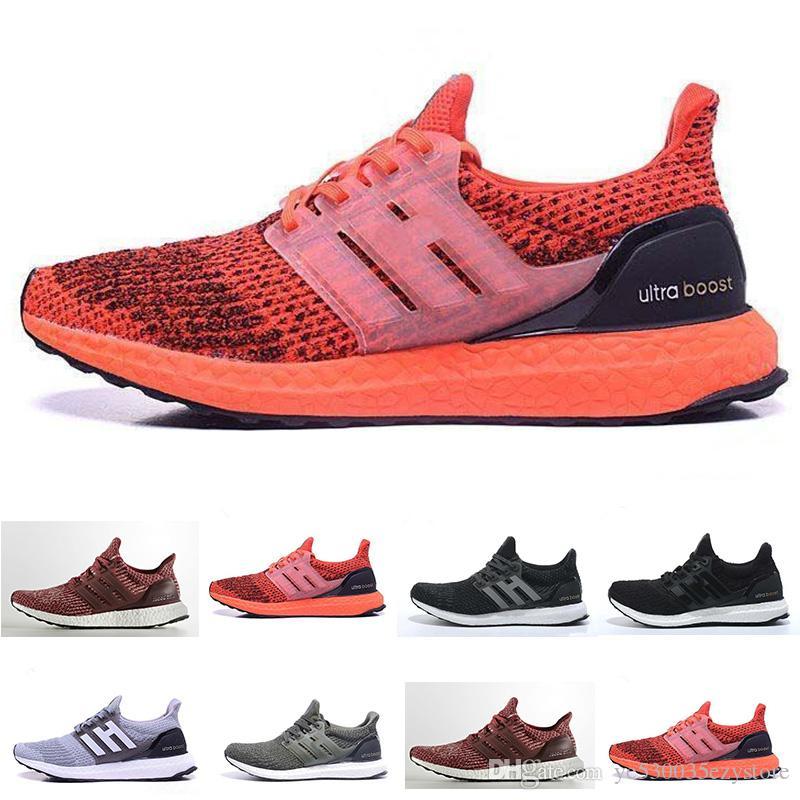 online retailer a1cb0 db572 Großhandel Adidas Ultra Boost 3.0 UB 4.0 Ultra Designer Schuhe Herren  Schuhe Herren Laufschuhe Damen Sport Stiefel Damen Turnschuhe Schuh Herren  Sport ...