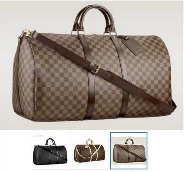 f8cfdecc4376 LOUIS VUITTON women Men Bag Duffle Bag Brand Designer Luggage Handbags  Large Capacity Sport Bag Sports Bags Gym Bags For Men From Yyzz188