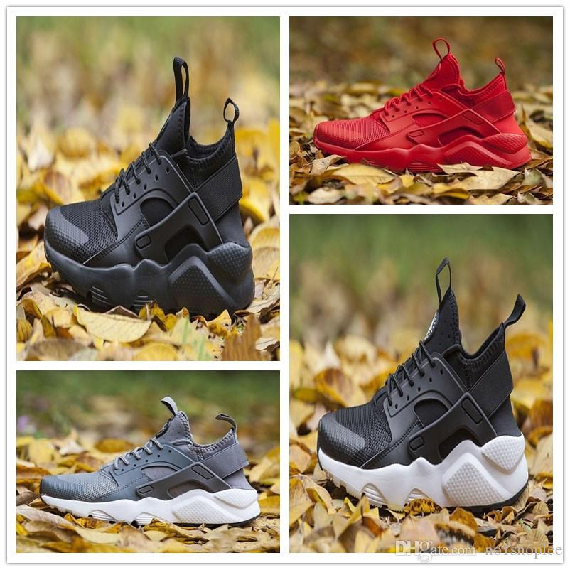 6252d75509e6 2018 Fashion Huarache Casual Shoes Huaraches Rainbow Ultra Breathe ...
