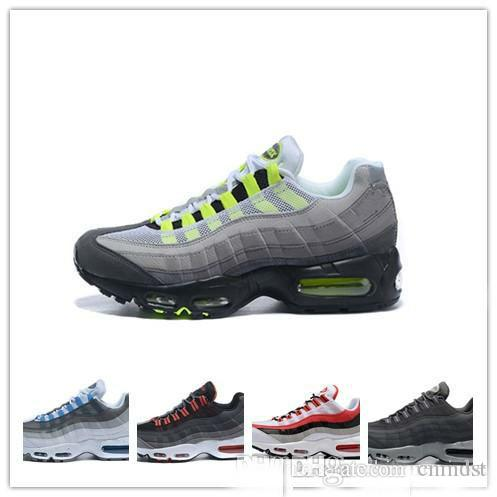 New brand sports shoes soft and comfortable outdoor air cushion running shoes size 40-45 cheap exclusive e3doZP3