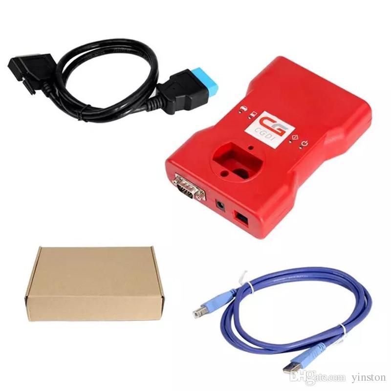 ICDI prog MSV80 programmeur clé automatique + outil de diagnostic + sécurité IMMO 3 en 1 nouvellement ajouter fonction BMW FEMEDC pour Free