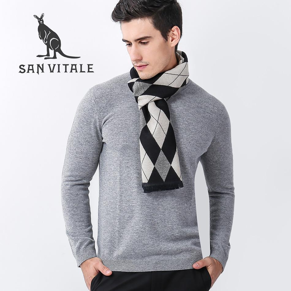 4b081cf6b2ccf Scarves For Men Scarf Winter Warm Cashmere Cape Famous Brand Plaid Skull  Pashmina For Dress Scarfs High Quality Designer Casual Online with  $30.16/Piece on ...