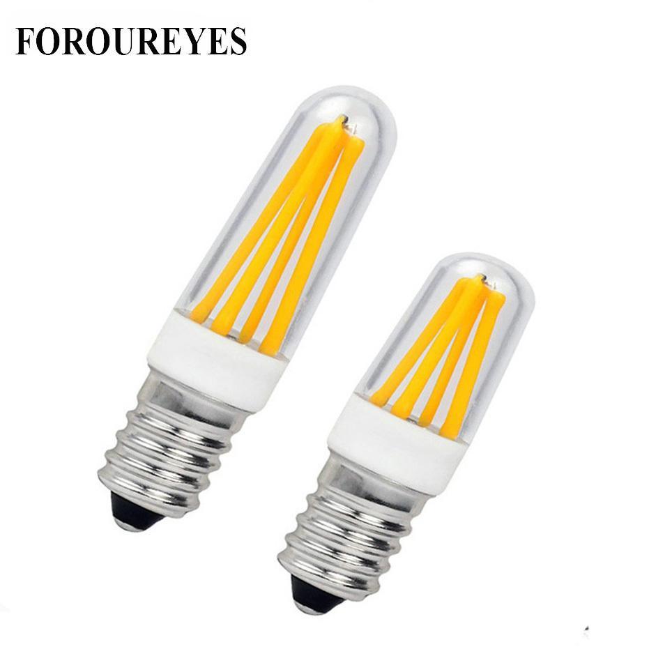 E14 Led Lamp 220v 110v Mini Led E12 Filament Bulb E14 Cob Led Light ...
