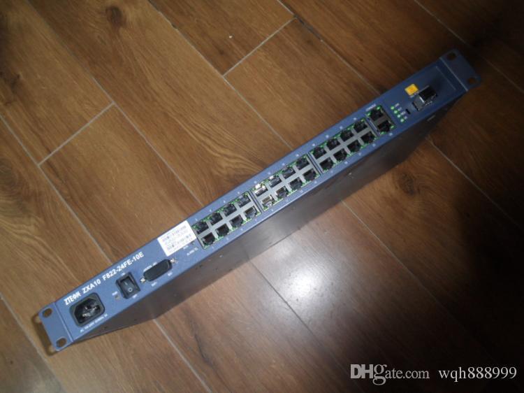 100% Original Netzwerk Switches für ZTE F822-24FE-10E EPON ONU