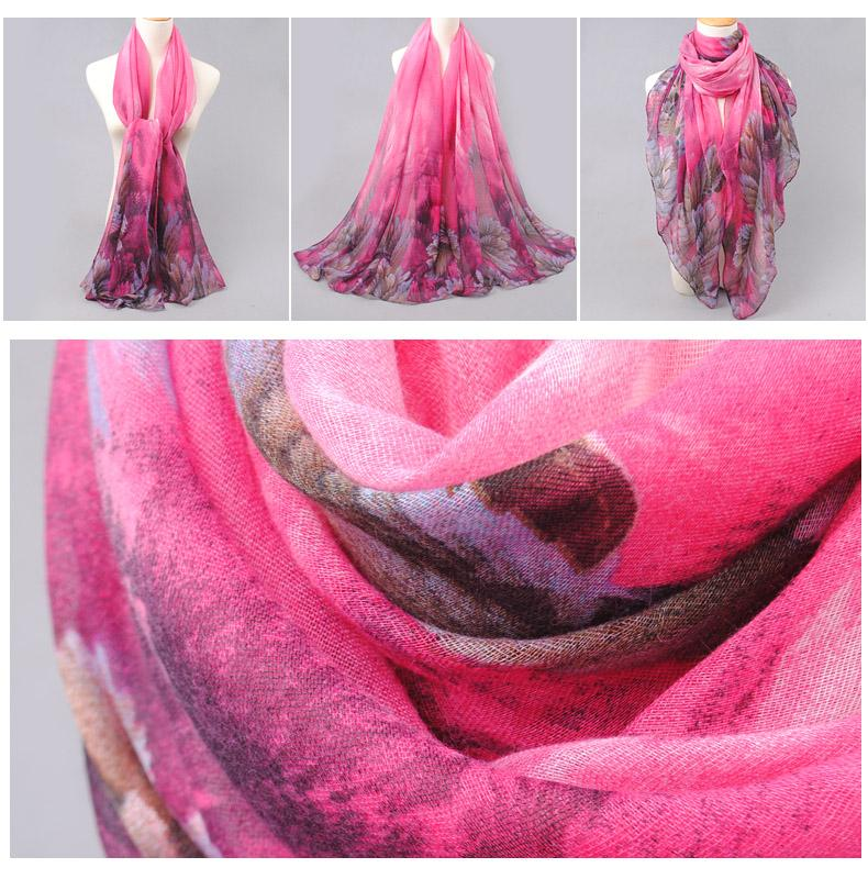 2018 new 180*90 women scarf lady's Scarves long shawl pashmina cotton scarf wrap autumn winter cape hijab muffler