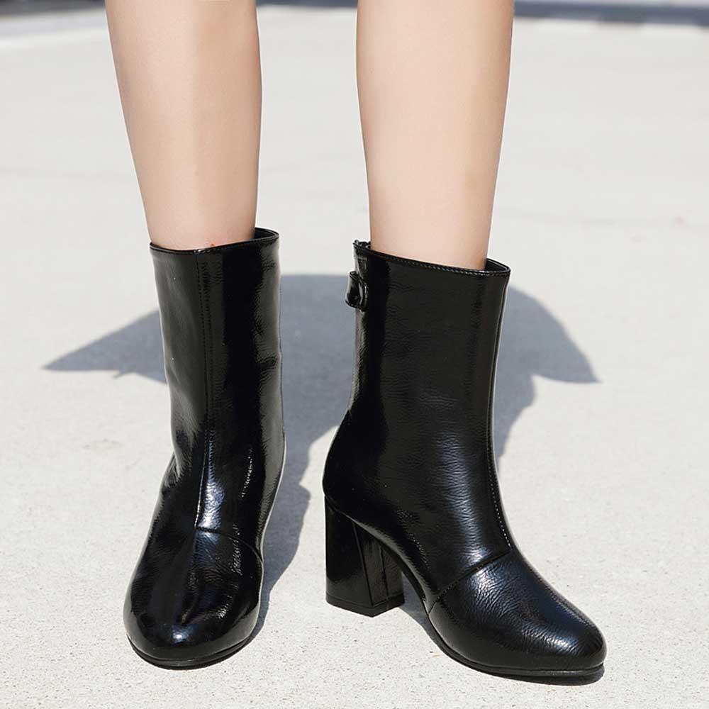 4681c2d65794 Mnycxen Women Winter Thick Zipper Snow Martin Ankle Boots Plus Size Lady  Shoes Zapatos Tenis De Mujer Chaussures Femme Botas 25 Shoe Shops Cheap  Shoes For ...