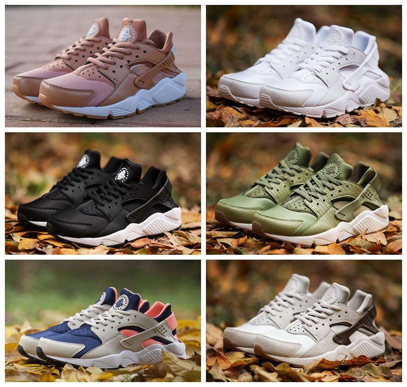 2018 Air Huarache 1 Ultra Rose Gold Black Sports Running Shoes Men Women  Huraches Grey Huaraches Brand Trainers Huraches Sneakers Size 36 46 Sports  Shoes ... 1ed5710109