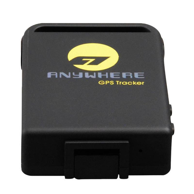 Tk106 Car GPS Tracker 2G Built-in Vibration Sensor With Independent CPU  Locator Car Motorcycle Alarm Micro Tracker