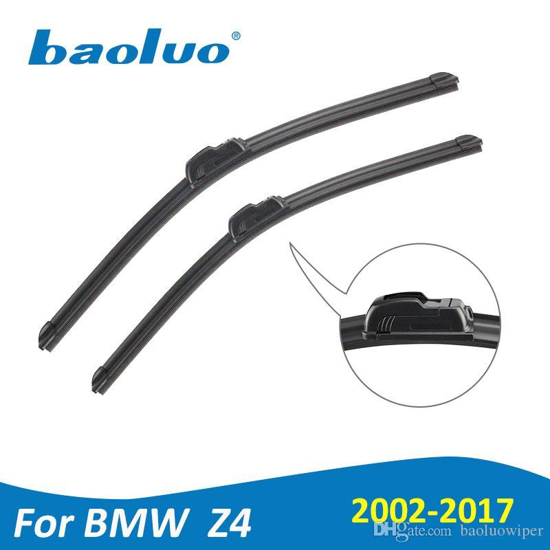 2019 Baoluo Wiper Blades For Bmw Z4 E85 E89 2002 2003 2004 2005 2006