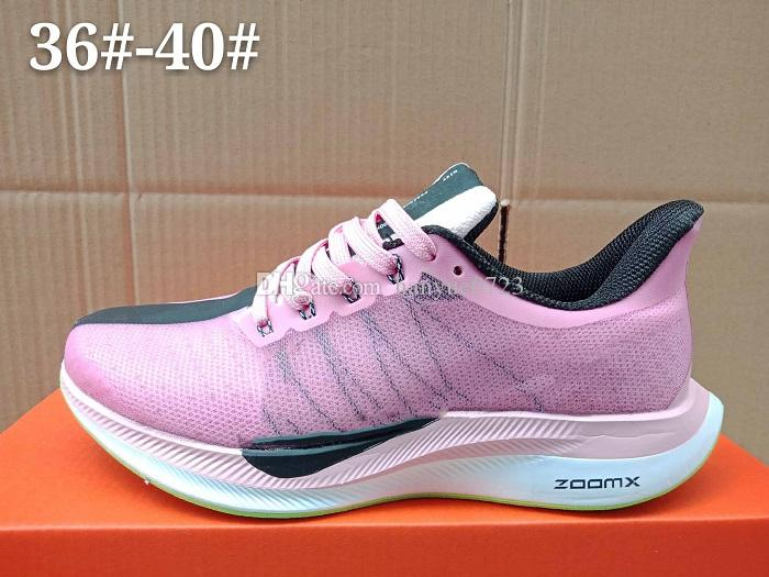 best service 514d9 6506d Acheter Zoom Pegasus 35 Hommes Running Hommes Chaussures Femmes Air Sport  Baskets Sneakers Outdoor Chaussures De Footing Chaussures 2018 Nouveau Top  Quality ...