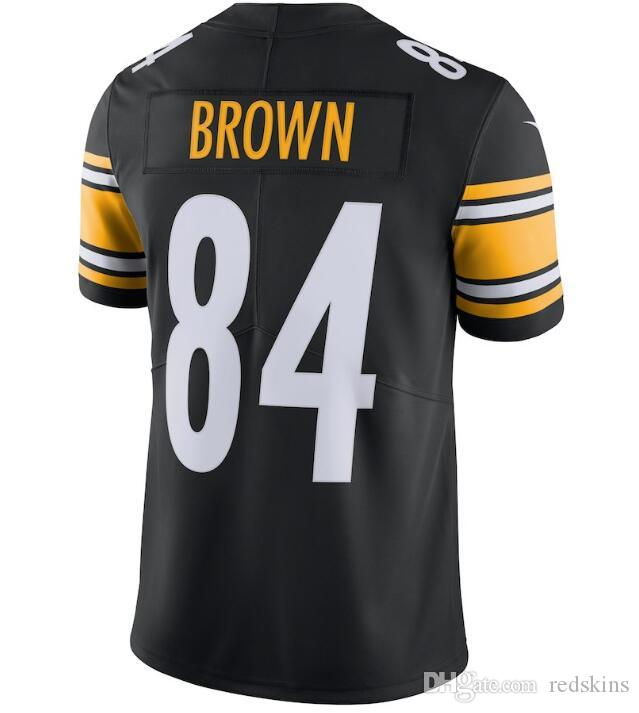 Antonio Brown Jersey JuJu Smith-Schuster James Conner Le Veon Bell 2018  Camo Salute to Service Football Jerseys All Stitched Top Quality 4xl  Antonio Brown ... cf805c9d1