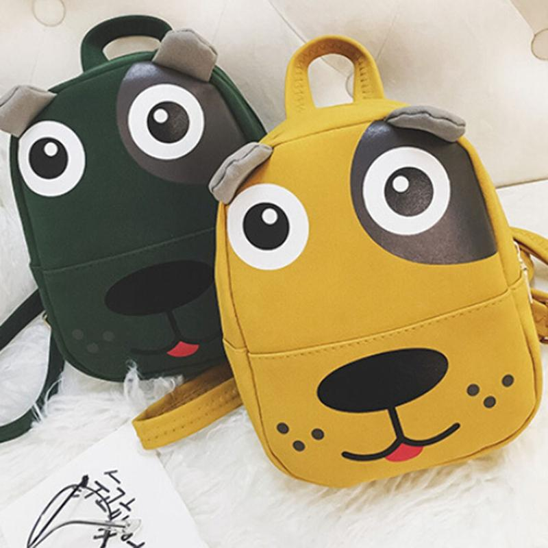 347d21340988 2018 Cute Kid Kindergarten Schoolbags Toddler Animal Design Backpack 3D  Cartoon Dog Kindergarten Schoolbags Children Backpacks Backpack Bags Girls  Bags From ...