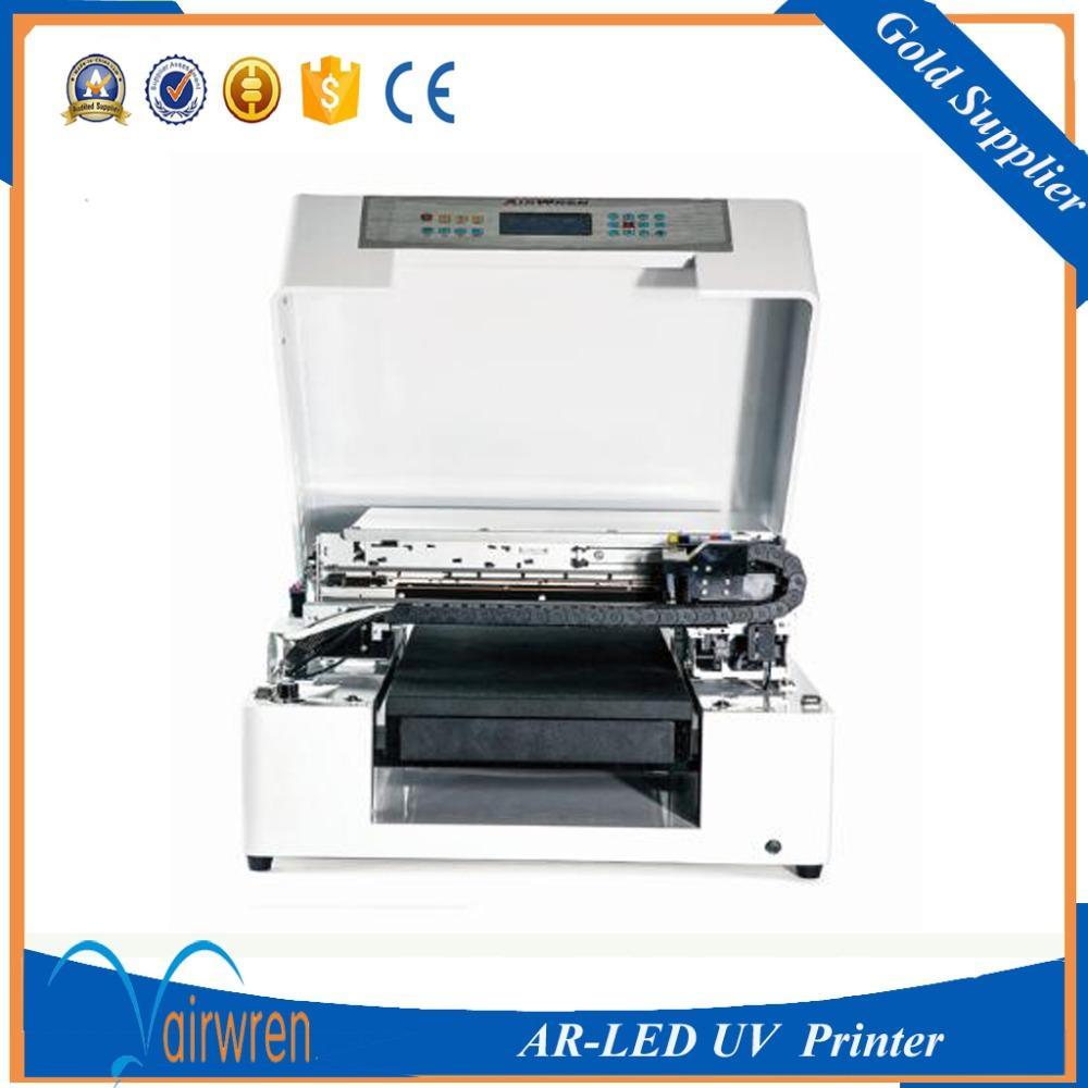 Personalized Invitation Card Printing Machines Uv Flatbed Printer
