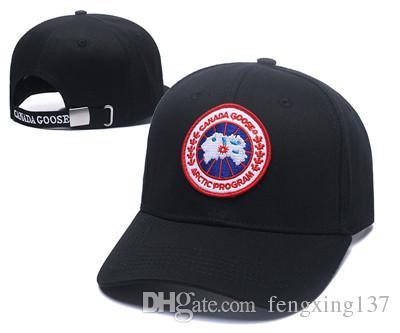 934eaaaaba85bd Fashion Canada Baseball Cap Men Women Outdoor Classic Designer Sport ...