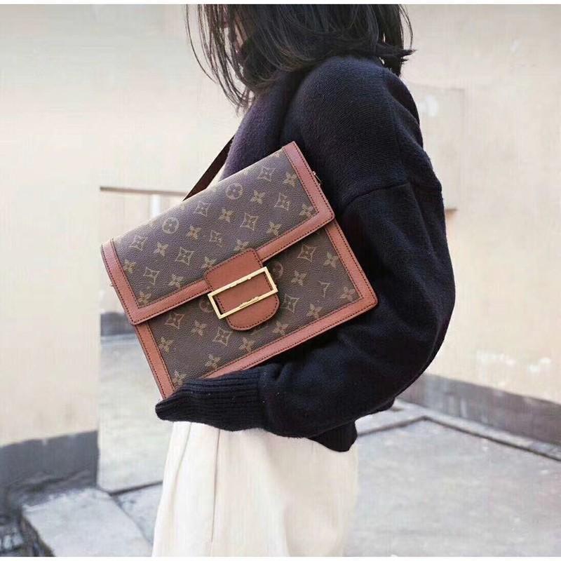 new 18SS 44th Reflective Waist Box Logo Waterproof Laptop Waist Shoulder Bag