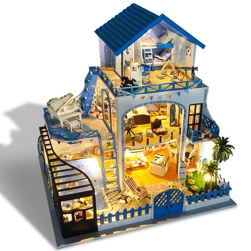 Vtg Dollhouse Miniature Doll House Vase Lamp Set Furniture Accessory Lustrous Surface Other Dollhouse Miniatures