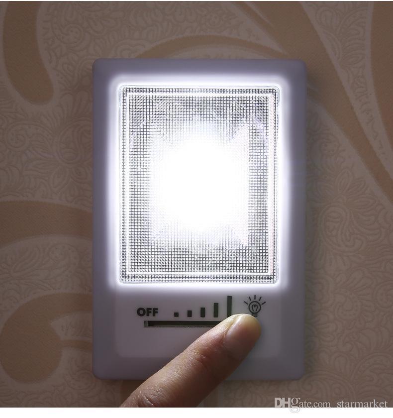 Großhandel Batteriebetriebene Drahtlose Nachtlicht Einstellbare ...