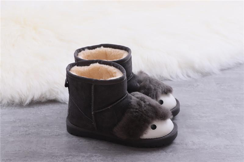c3ca254648d New High Quality Women Australia Classic tall⠀UGGS ugglis boots girl black  chestnut Snow Winter boots leather shoes Eur 36-41 free shipping