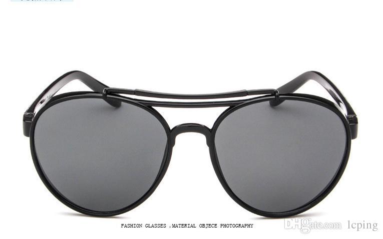 Yüksek Quanlity Güneş gözlükleri Büyük çerçeve güneş gözlüğü Tahta siyah Güneş Gözlüğü sürüş güneş gözlükleri erkek güneş gözlüğü womens gözlük glitter whit kutusu